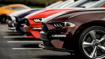 2019 Ford Mustang GT Performance Pack Level 2