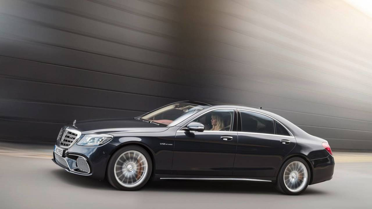 Mercedes-AMG S 65 - 630 ch