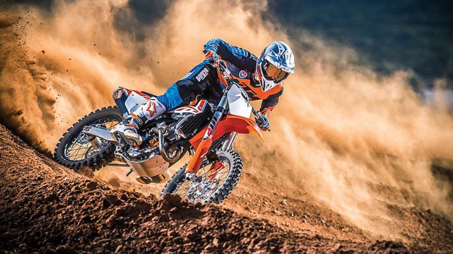 KTM Recalls MX Models