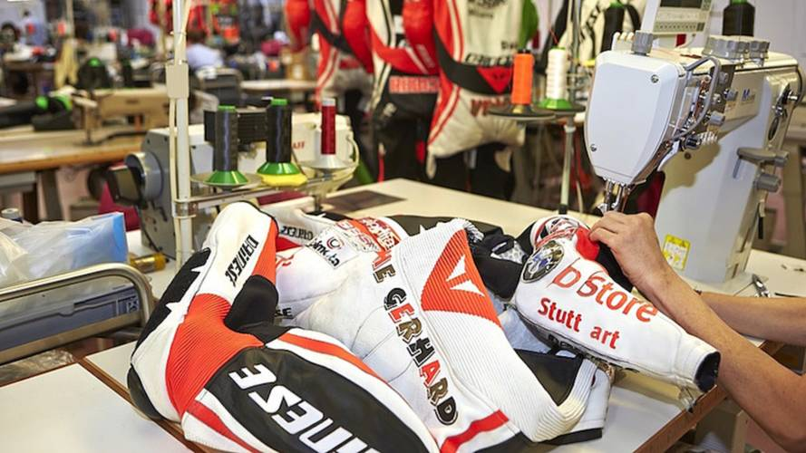 Dainese Kicks off U.S. Leather Fitment Tour