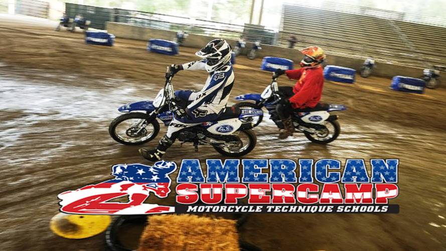Sliding into 2017 - American Supercamp Flat Track School