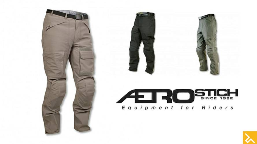 New Aerostich AD-1 Pants