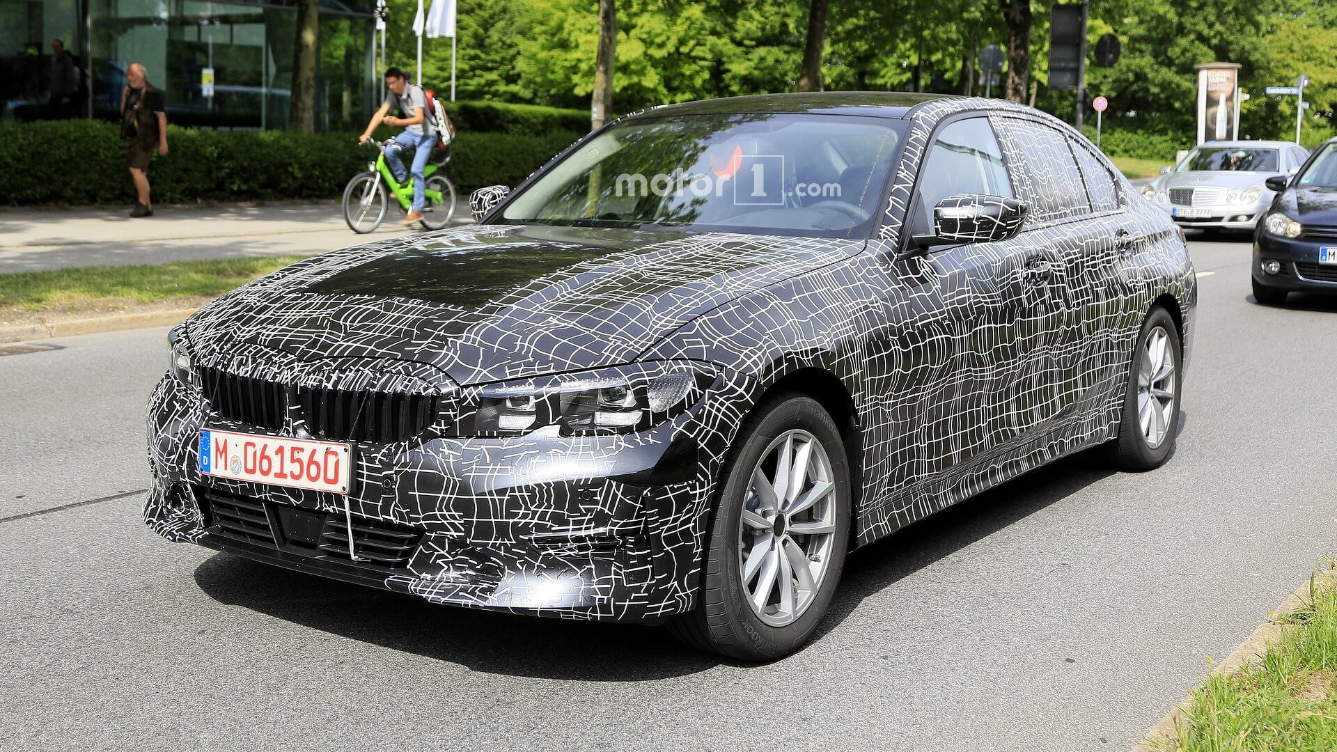 2020 Spy Shots BMW 3 Series Price, Design and Review