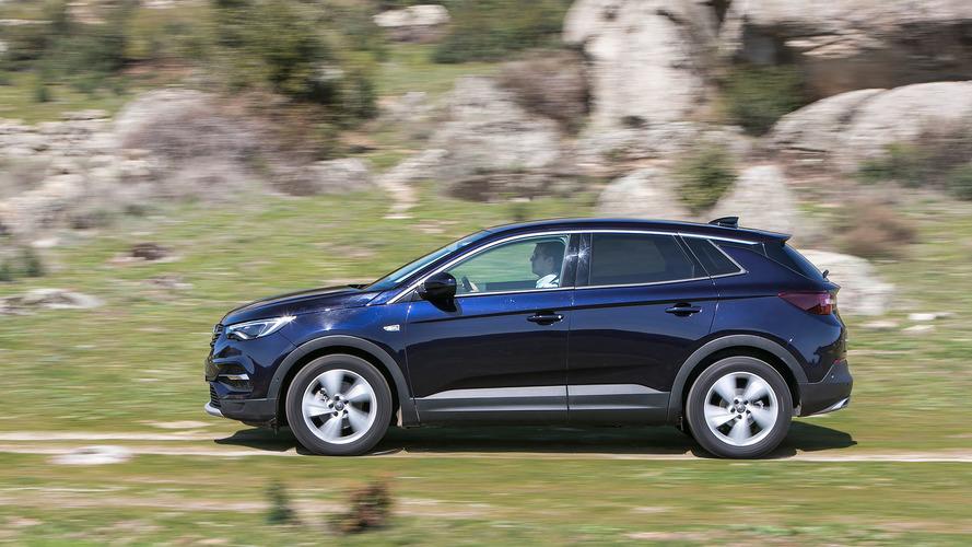 Prueba Opel Grandland X 2018 CDTI