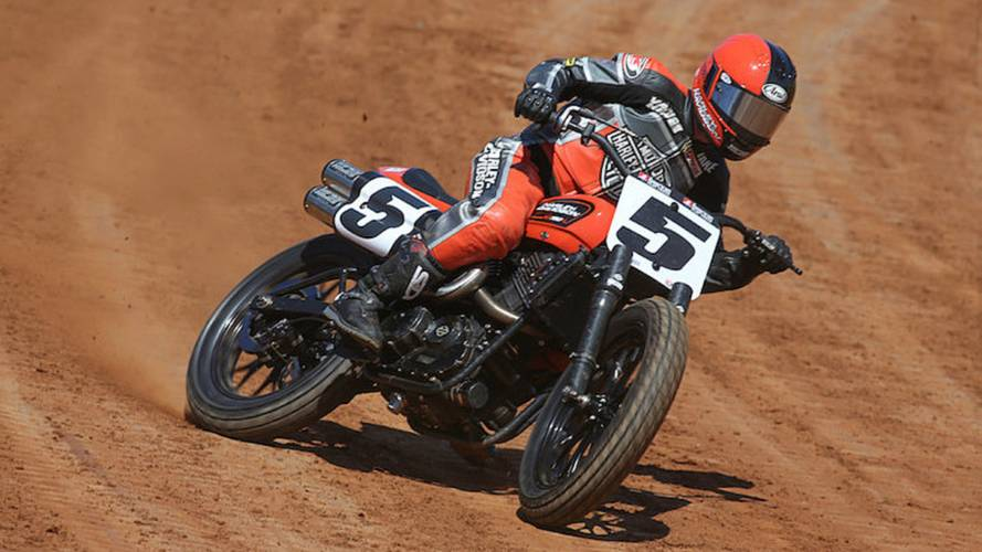 H-D's Misguided Half-Million Dollar Flat Track Investment