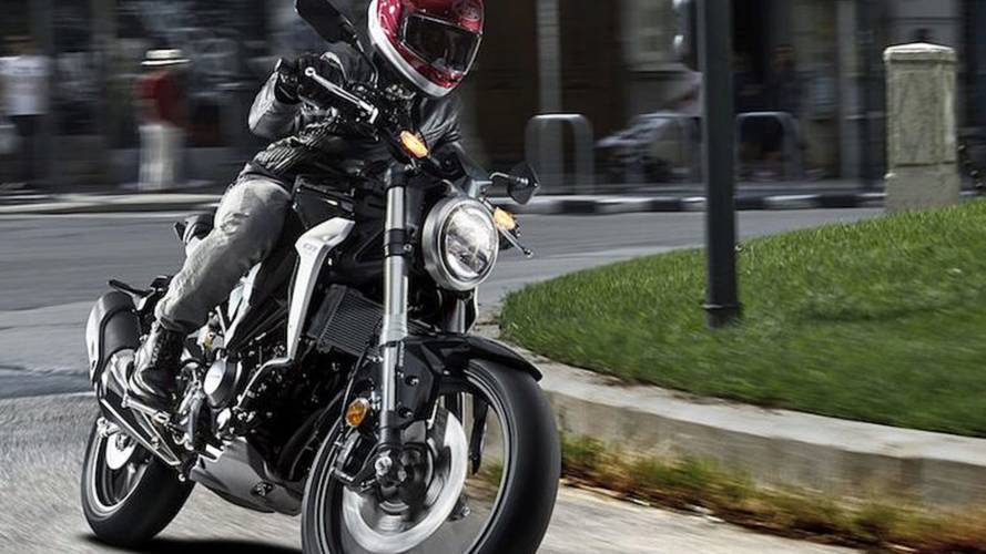 Honda Brings Neo Cafe CB300R to US Shores
