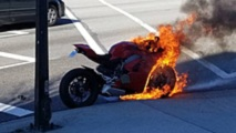 The Panigale V4 is Literally Ducati's Hottest New Bike