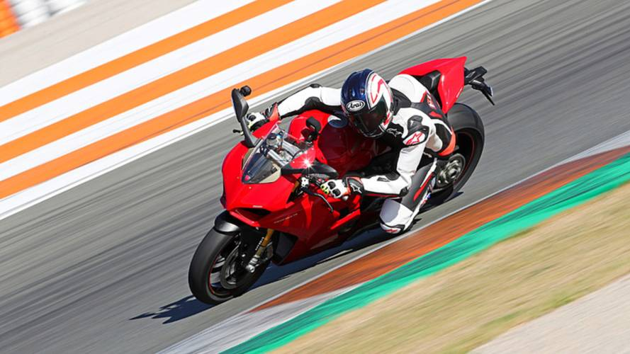 First Ride: 2018 Ducati Panigale V4 S