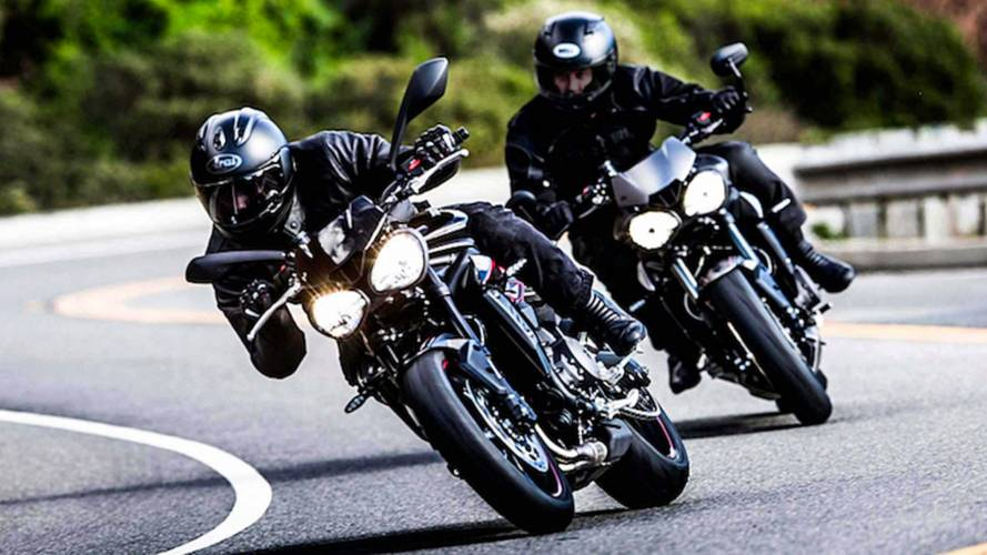 Triumph Issues Recall on 2018 Street Triple Range