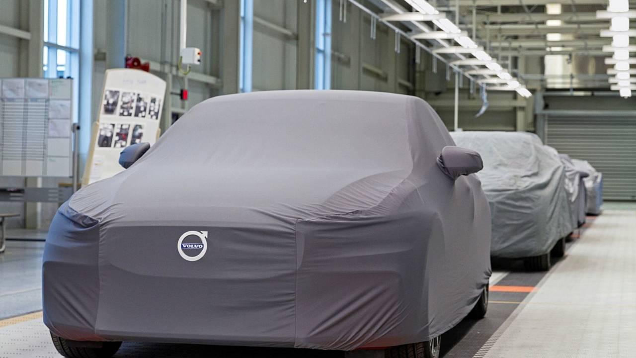 Volvo's new manufacturing plant - South Carolina