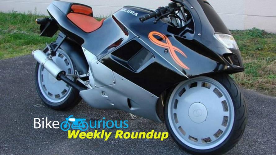 Top 5 Bike-uriosities – Week of 3/28