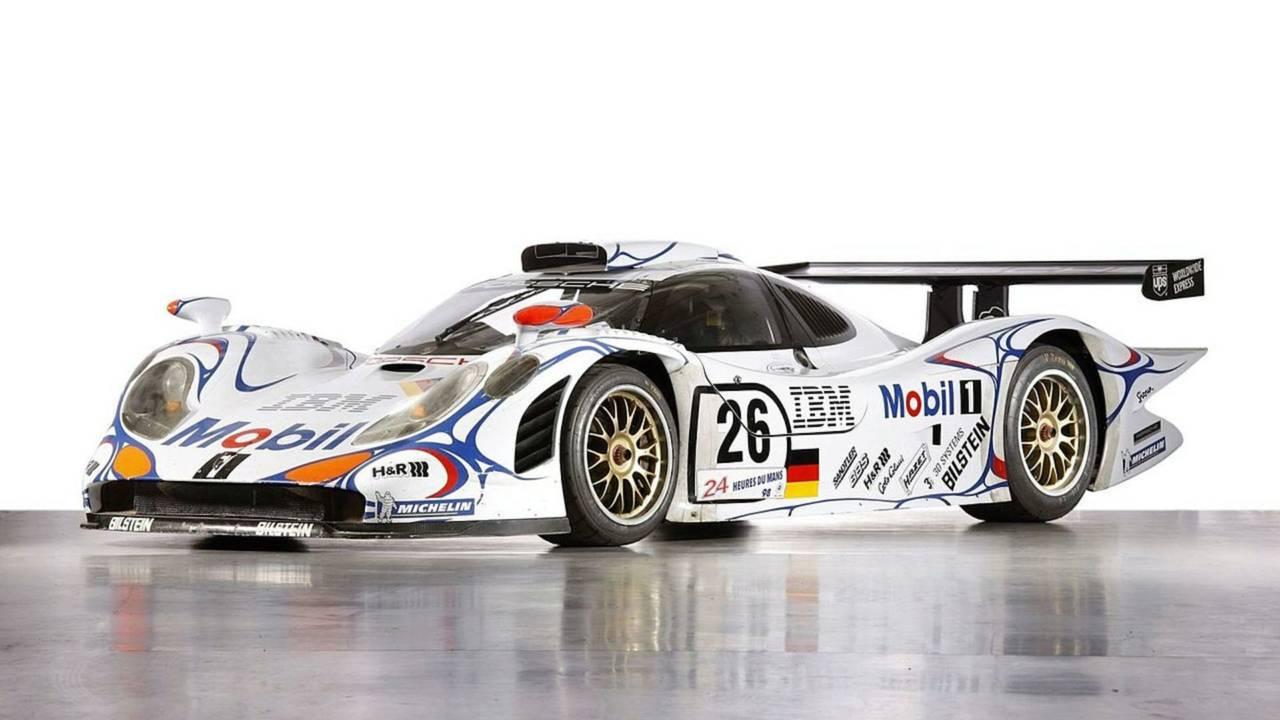 Porsche 911 GT1 1998 - Mobil 1
