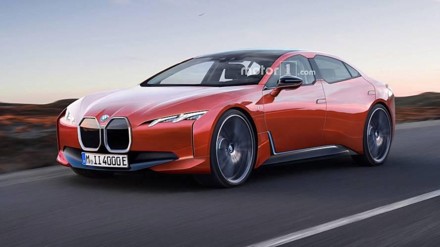 BMW lancera son i4 électrique en 2021