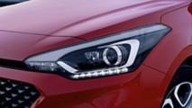 Hyundai i20 restyling