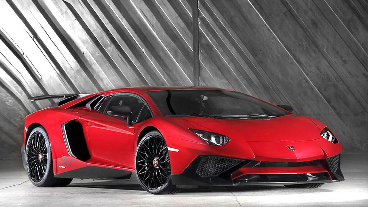 Platz 5: Lamborghini Aventador SV (6:59.73)