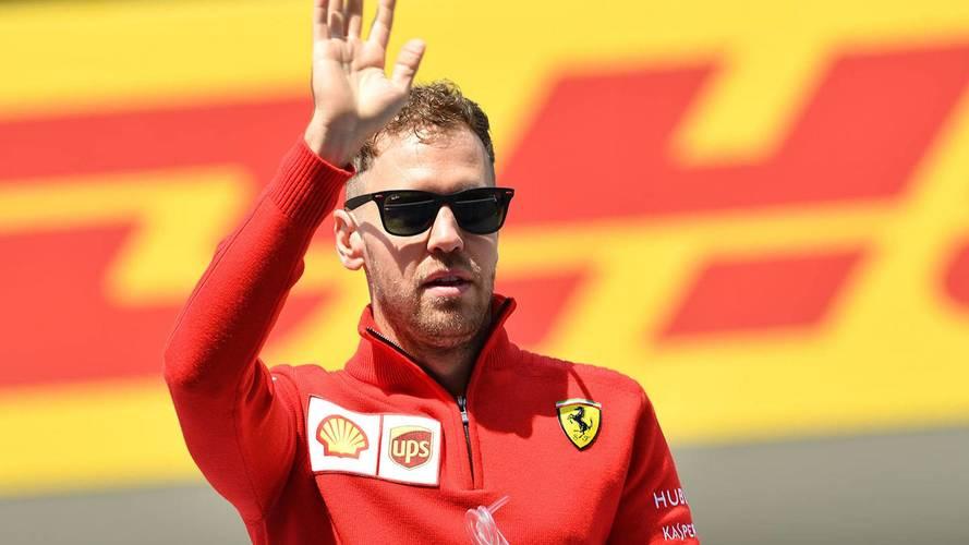 """Vettel assolve Verstappen: """"Sono le gare, può succedere"""""""