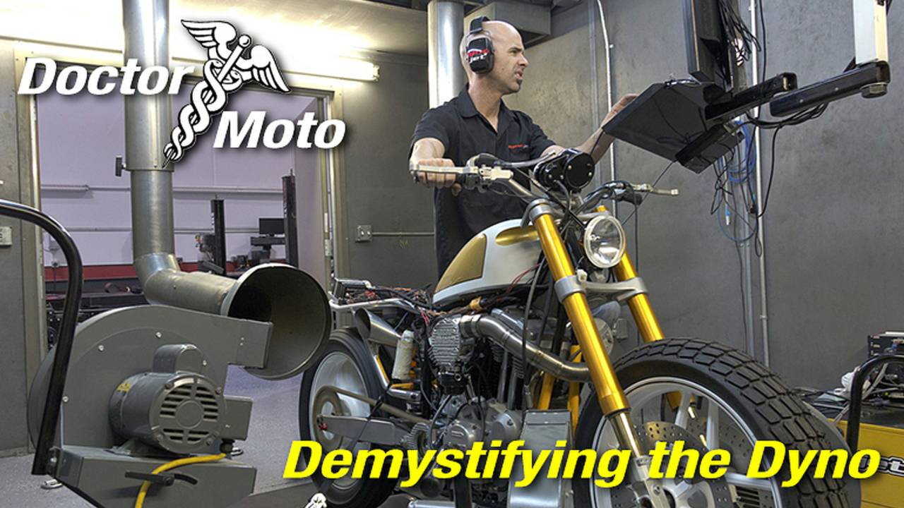 Dynamometers & Horsepower - Doctor Moto