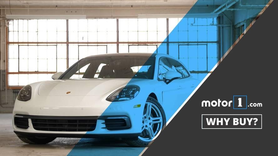 2018 Porsche Panamera Sport Turismo | Why Buy?