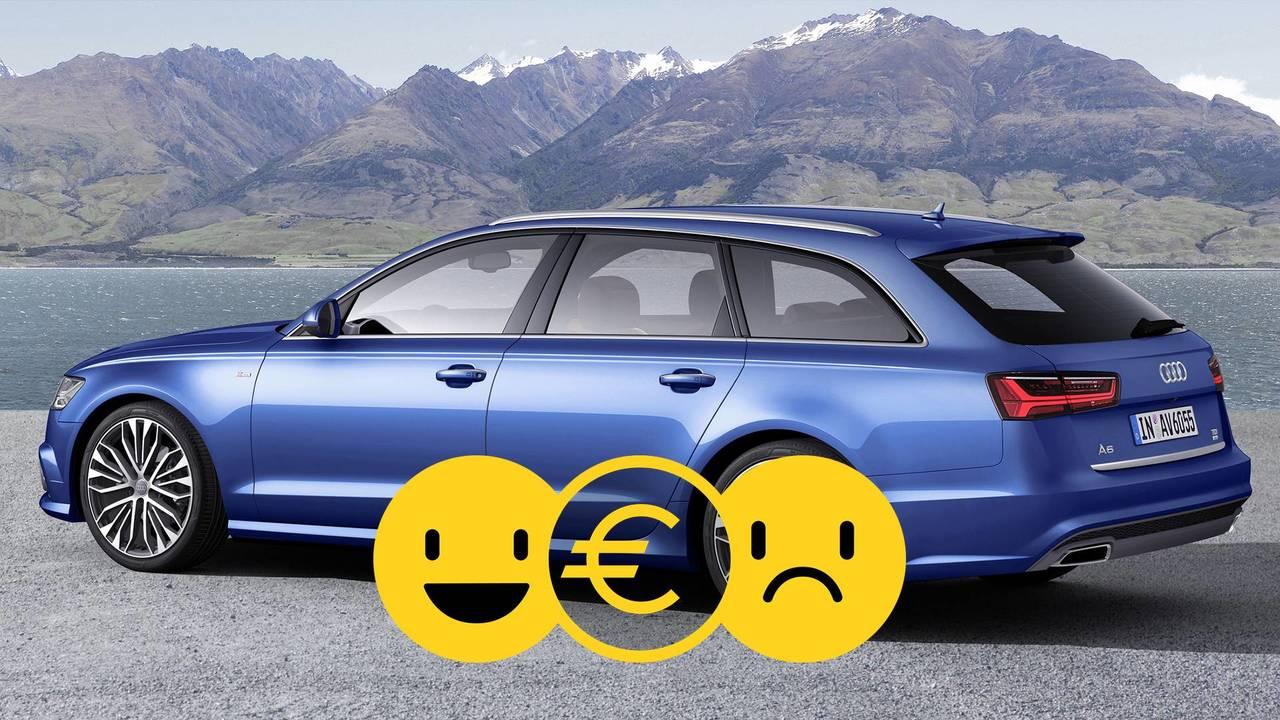Audi A6 Avant, la promozione