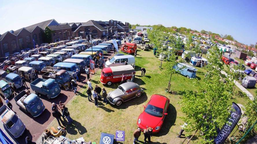 World's Oldest VW Transporters To Gather In Holland