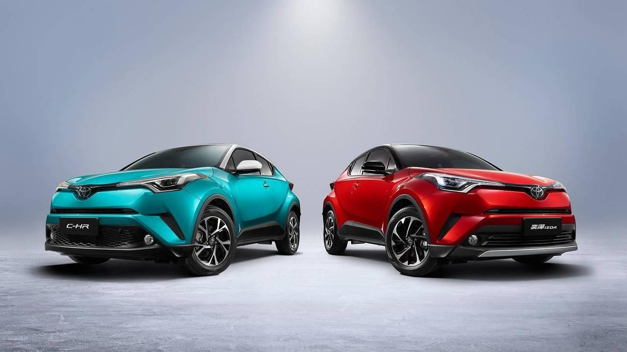 Toyota C-HR / Izoa