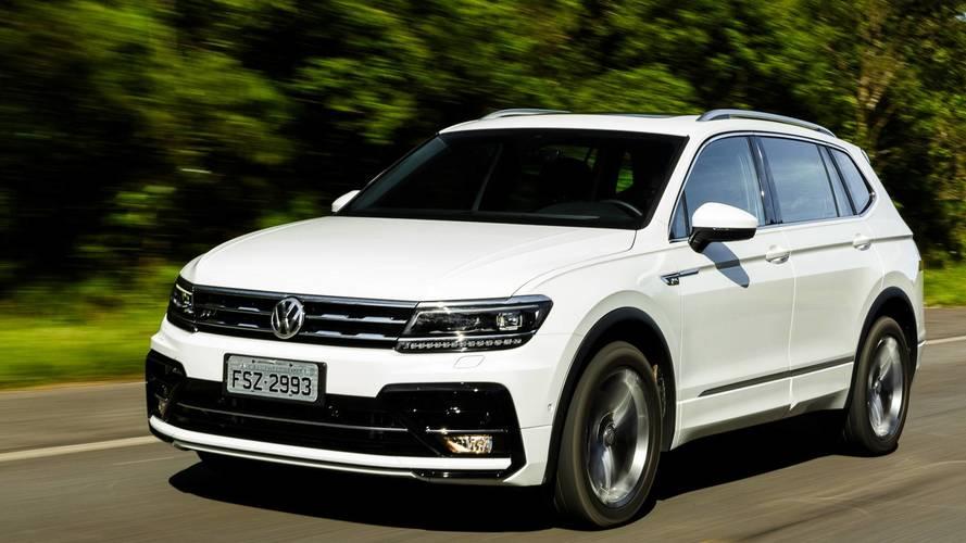SUVs mais vendidos: Tiguan mais que dobra resultado de 2018