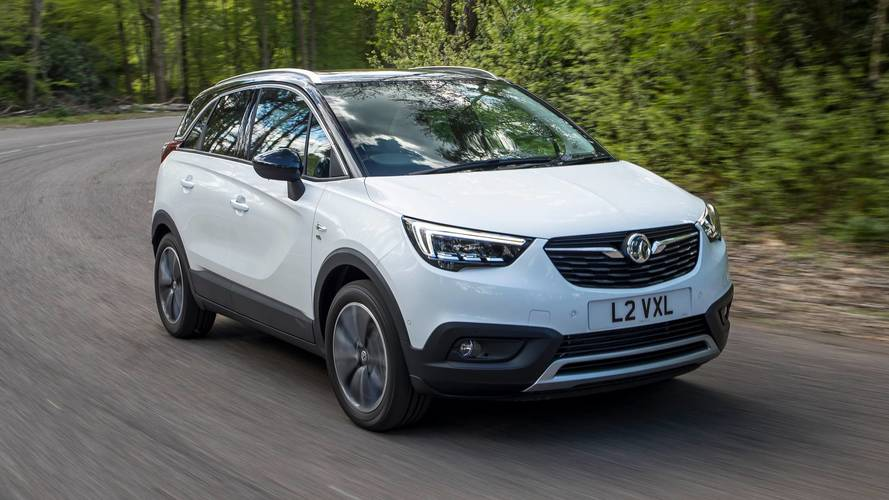 2017 Vauxhall Crossland X: Mediocre compact SUV