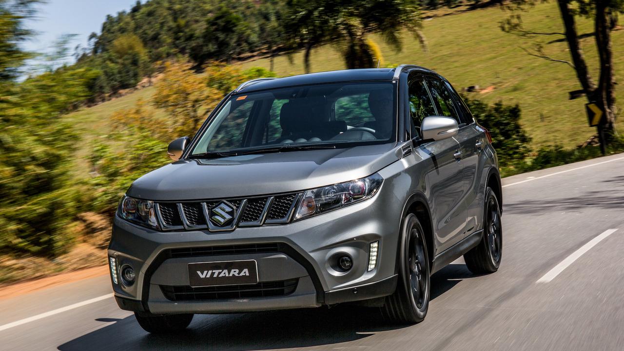 Suzuki Vitara - Ungheria