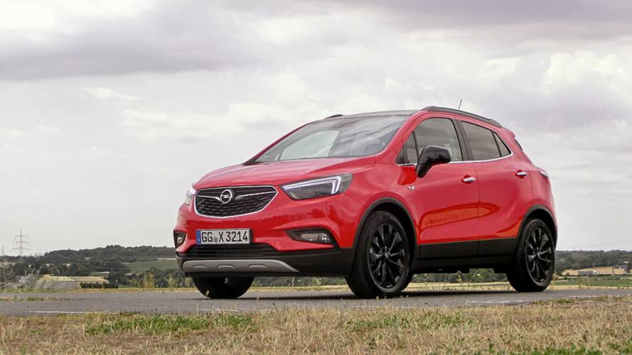 Opel Mokka X: no turbo, no party