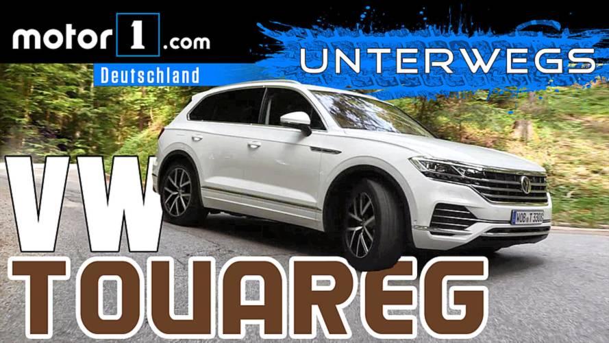 Sauviel Technik und sauteuer? VW Touareg | UNTERWEGS mit Daniel Hohmeyer