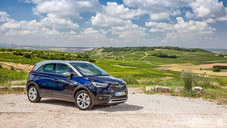 Кроссовер Opel Crossland X получит новую коробку передач