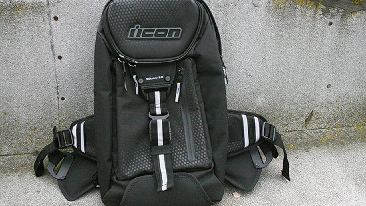 Gear: Icon Squad 3 Backpack
