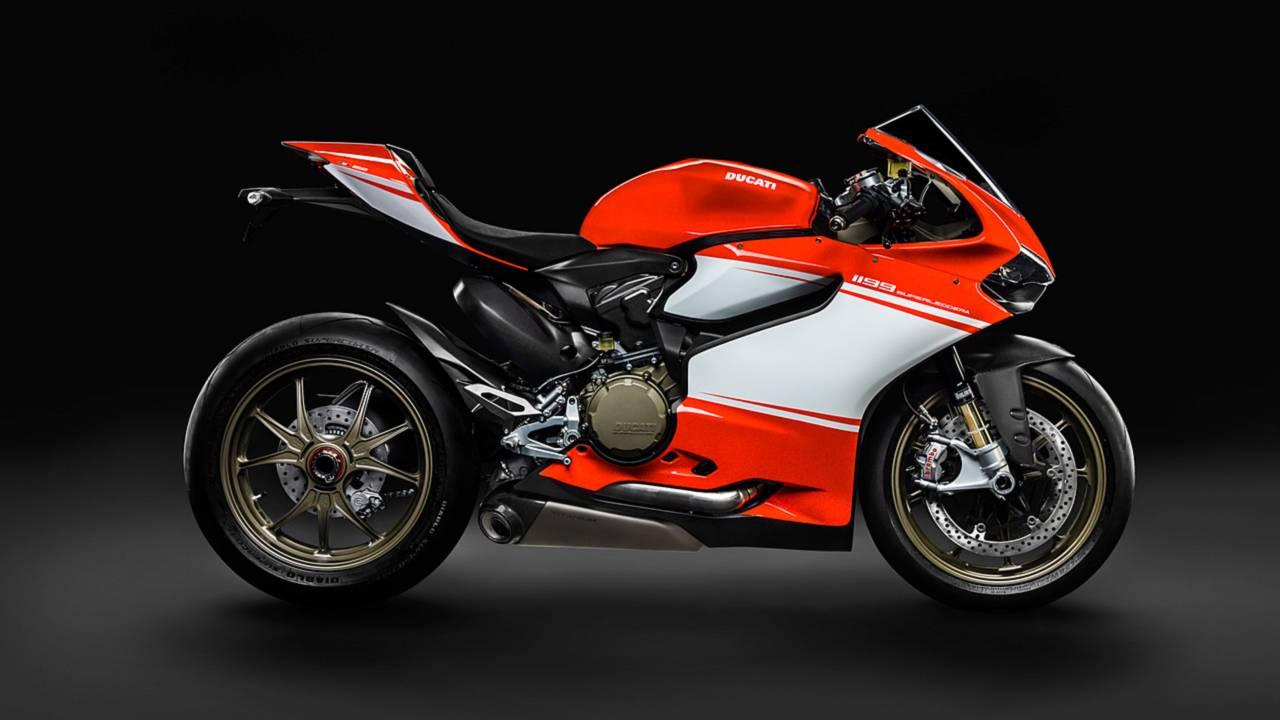 2014 Ducati 1199 Superleggera — First Photos Of The Lightest Superbike Ever