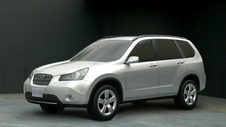 The 2009 Subaru Foresters That Never Were: Ditched Designs