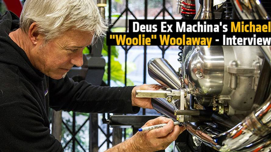 "Deus Ex Machina's Michael ""Woolie"" Woolaway - Interview"