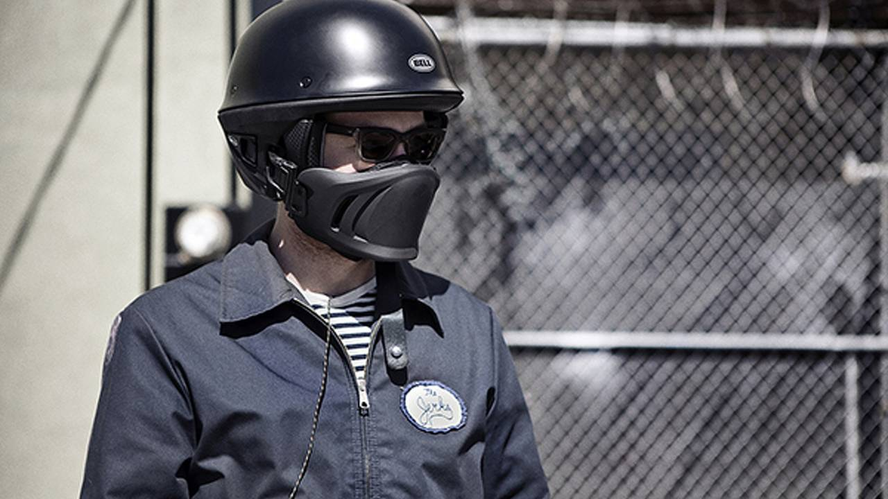 Gear: Bell Rogue helmet