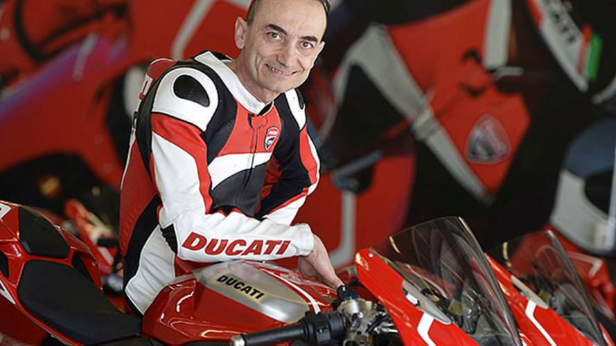 Claudio Domenicali succeeds Gabriele Del Torchio as Ducati CEO