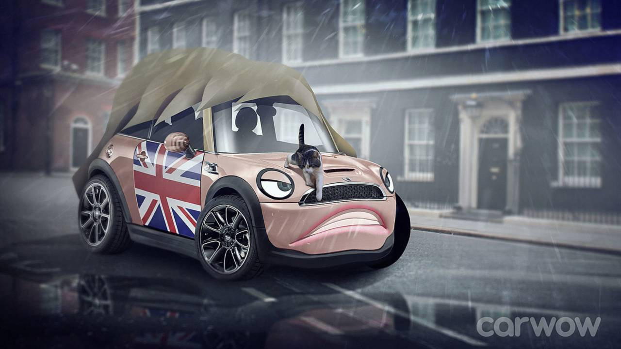 Theresa May – Mini Hatchback