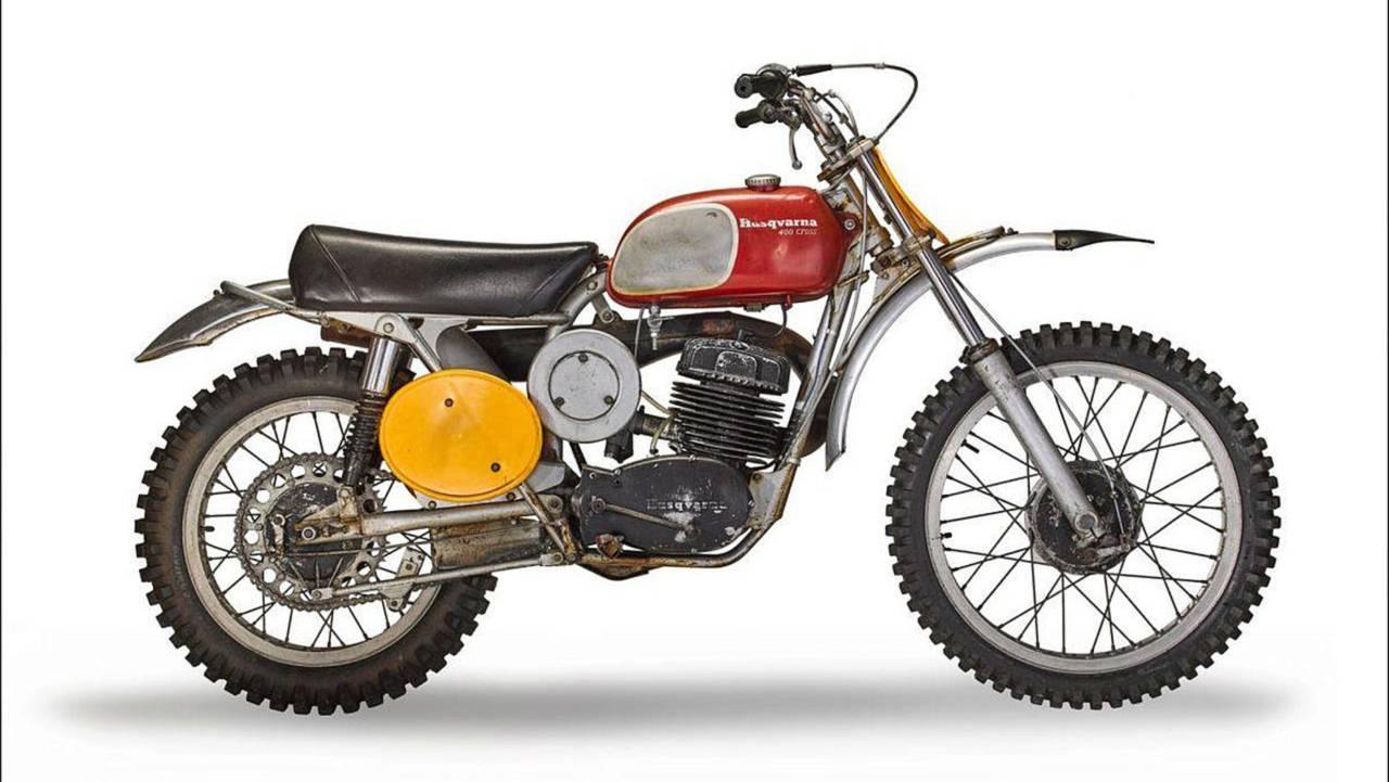 Steve McQueen's Husqvarna 400 Up For Auction