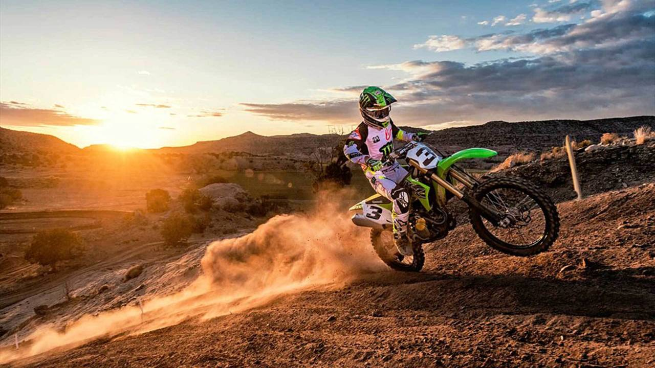 Kawasaki Announces Fancy New KX450 for 2019