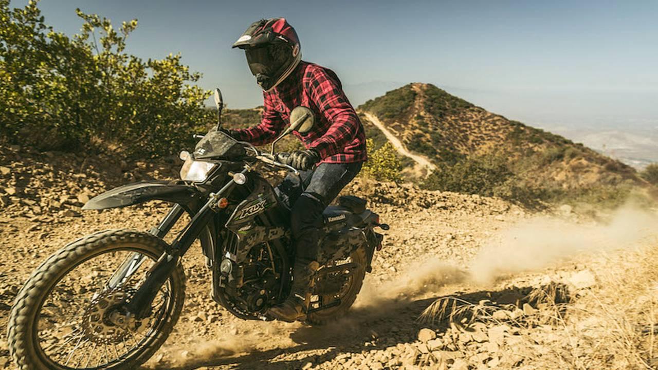 2018 Kawasaki KLX250 – First Ride