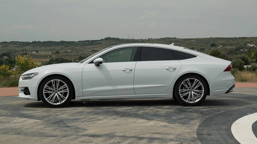 Audi A7 Sportback 2019: ahora, con nuevos motores de gasolina