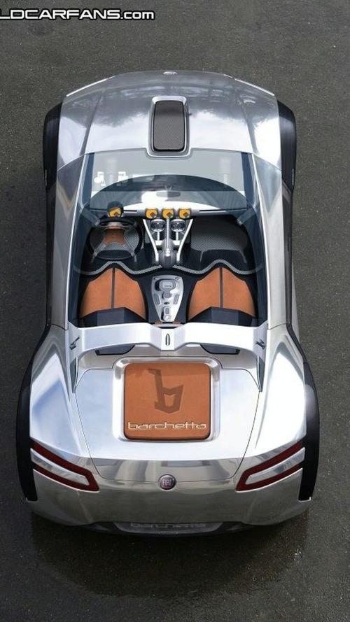 Bertone Sold to Gruppo Prototipo