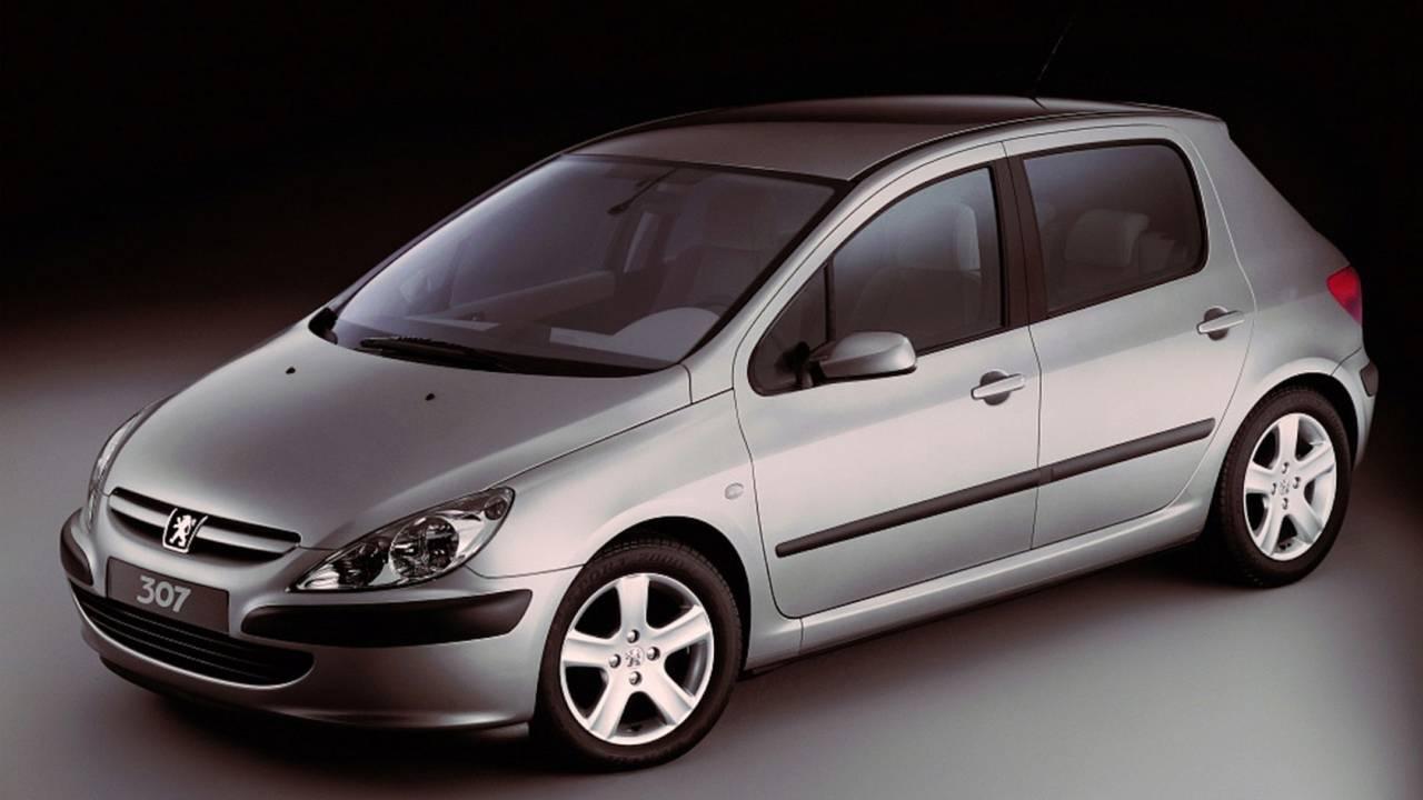 2002 - Peugeot 307