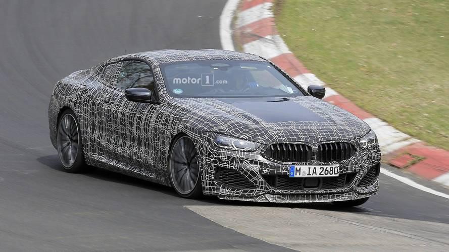 BMW 8 Serisi Coupe ve Convertible test edilirken yakalandı