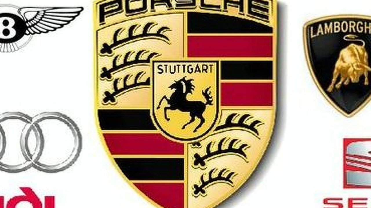 With Control Of Vw Porsche Would Also Oversee Audi Bugatti Lamborghini Skoda Seat And Bentley