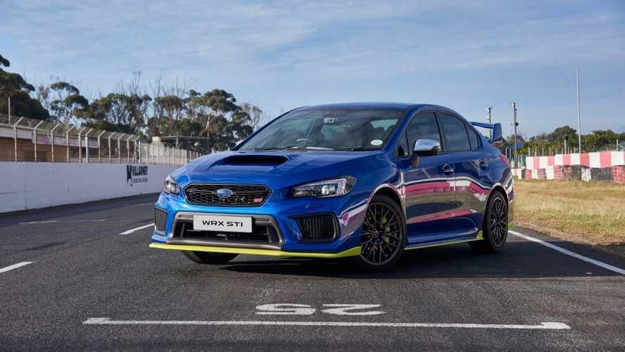 Este es el Subaru WRX STI más potente jamás visto