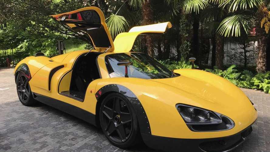 El superdeportivo OnlyOne P8, de Enea Casoni, está en venta