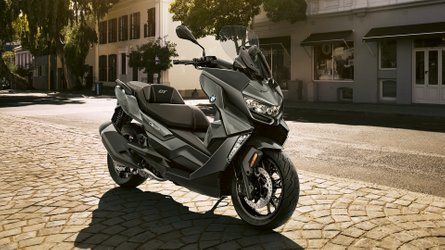 The BMW C400GT Scooter Is All Grown Up