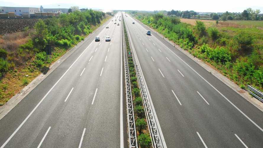 Limite a 150 km/h in autostrada, come funziona